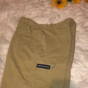 NAUTICA Khaki Boy Shorts